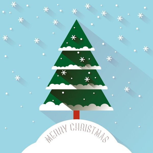 Pin By Maria Del Socorro Esmeral Lafa On Christmas In 2020 Snowy Trees Christmas Tree Clipart Png Images