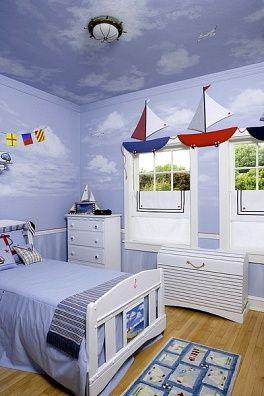 Boys Bed Valance