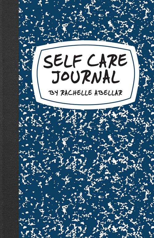 The Self Care Journal is 100 pages of worksheets journal prompts
