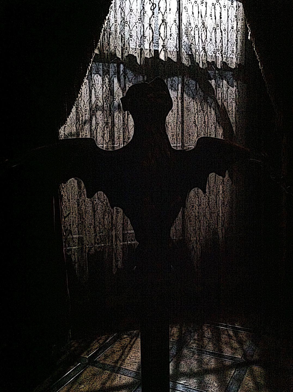 Haunted Mansion Portrait Hallway - . Alberecht