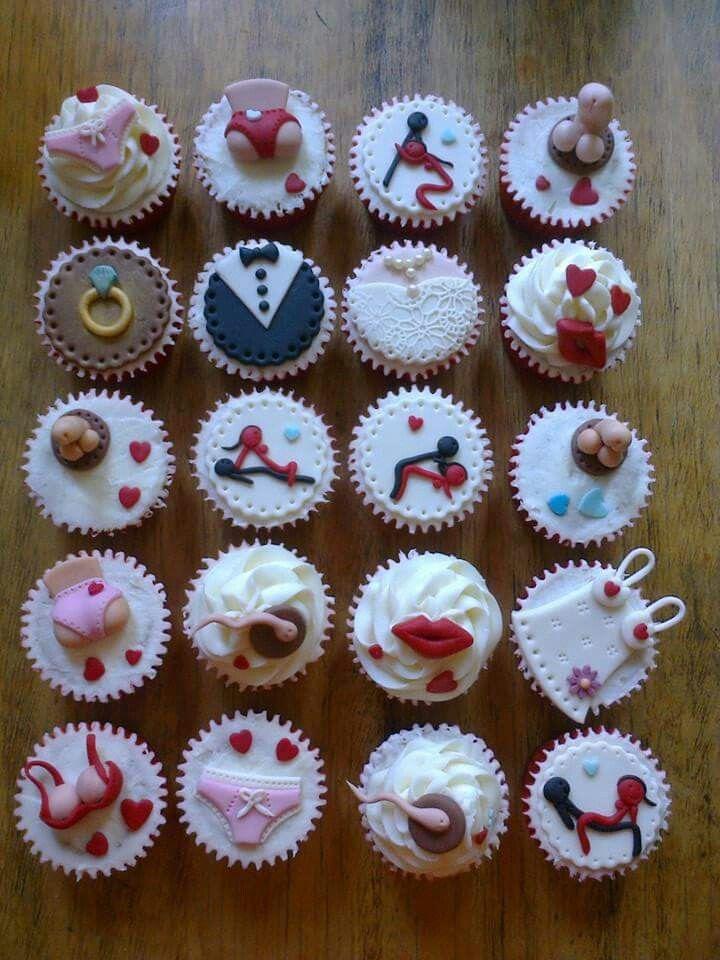 Cupcakes Despedida De Soltera Ideas Varias Pinterest