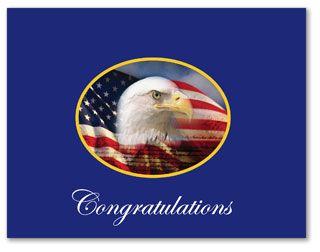 Congratulations Patriotic Cards By Lynn Card Company Personal Cards Patriotic Cards