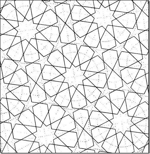 How To Draw Islamic Geometric Patterns Google Search Islamic Patterns Geometric Patterns Drawing Islamic Art Pattern