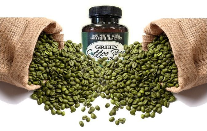Green coffee components