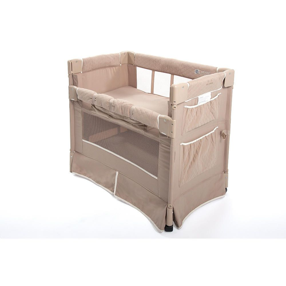 Arm S Reach Mini Classic Co Sleeper Bassinet Toffee Arms Reach