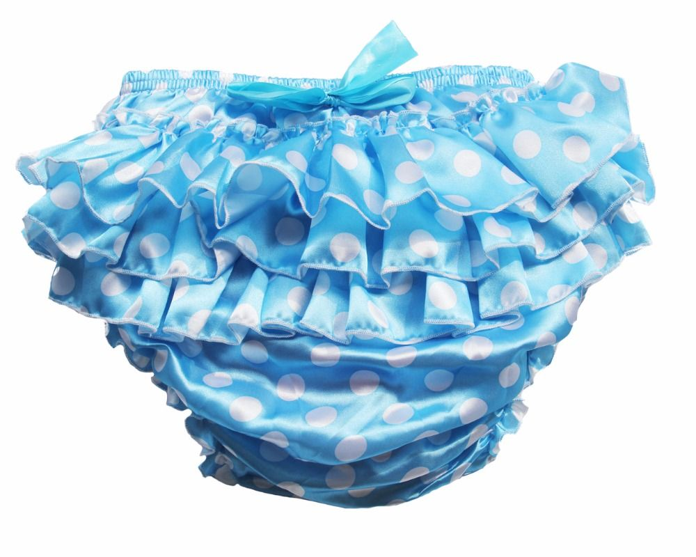 Adult Baby Ruffle Panties Bloomers incontinence Diaper Cover #FSP06 ...