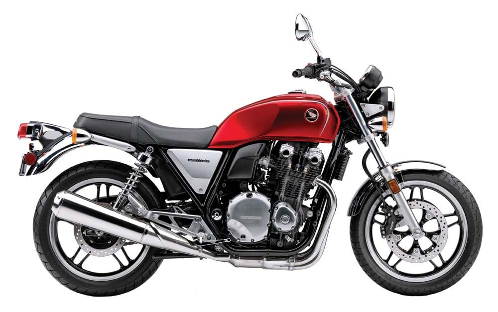 """2013 Honda CB1100 - Oh man, the """"cafe racer"""" builders will like this."""