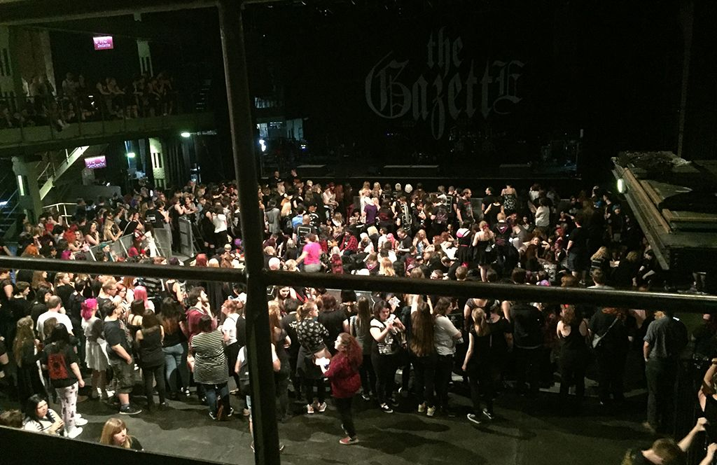 I'm sorry that I haven't blogged so much the last days, but I'm on the road for the moment due to the GazettE's World Tour. I have VIP-tickets to Cologne, Munich and Helsink…