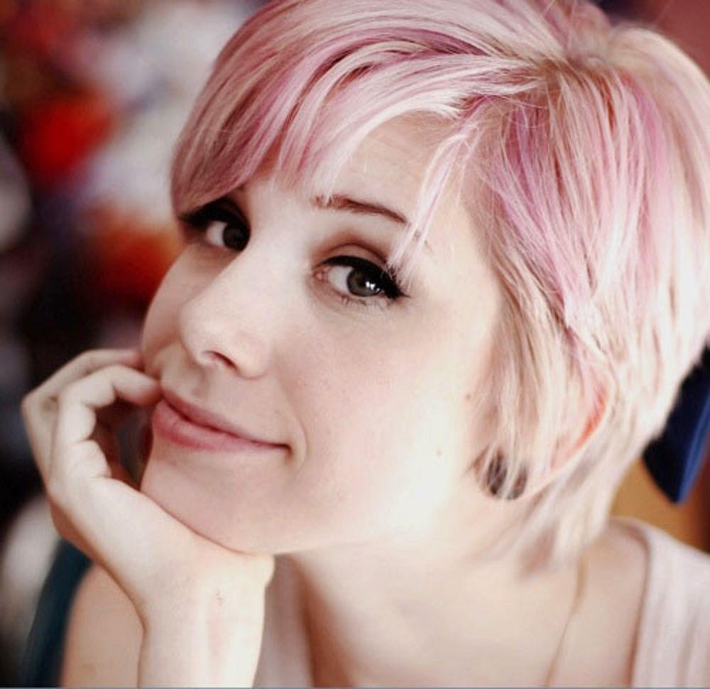 Pink Blonde Hair Color Ideas Cute Hair Pinterest Pink Blonde