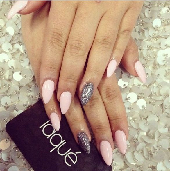 Gorgeous Claw Nail Design Claws Pinterest Nails Prom Nails
