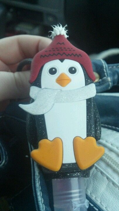 Bath And Body Works Hand Sanitizer Holder So Cute Bath And