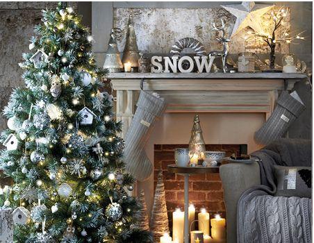 Home Decor Home Decor Pinterest Holidays, Christmas tree and - christmas home decor