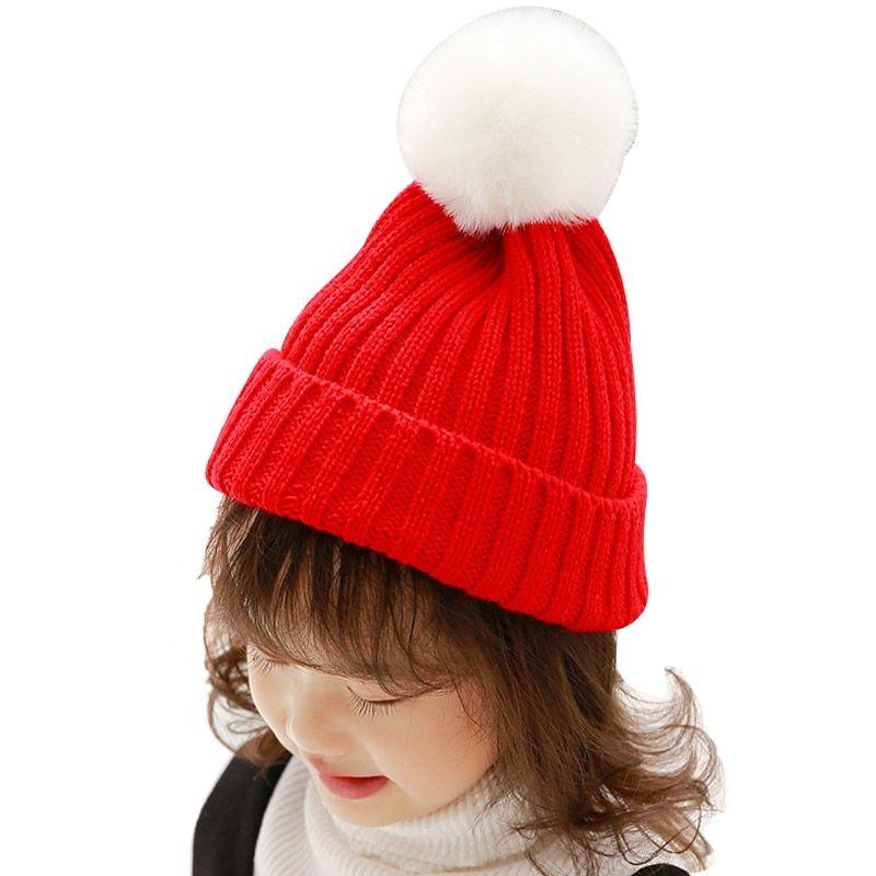 Cotton Warm Baby Toddler Boy//Girl Beanie Cap Crochet Knitted Cap Hat Cap