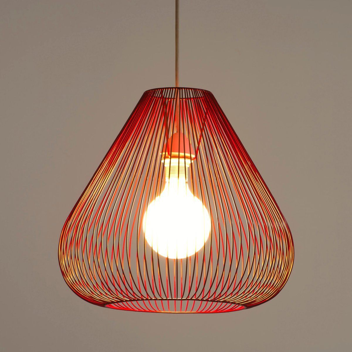 suspension filaire non lectrifi e autre lamp. Black Bedroom Furniture Sets. Home Design Ideas