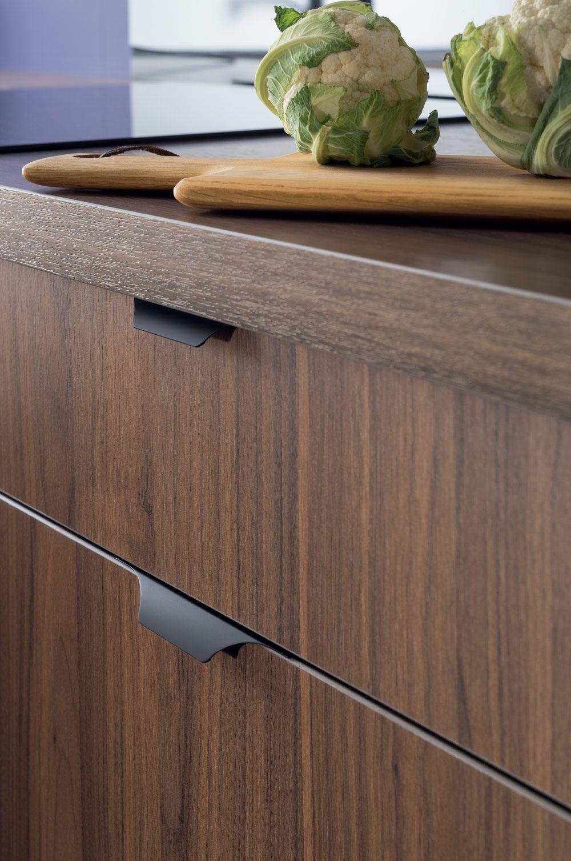 Poignée De Porte Cuisine Design petites poignées ultra discrètes pour une ambiance moderne