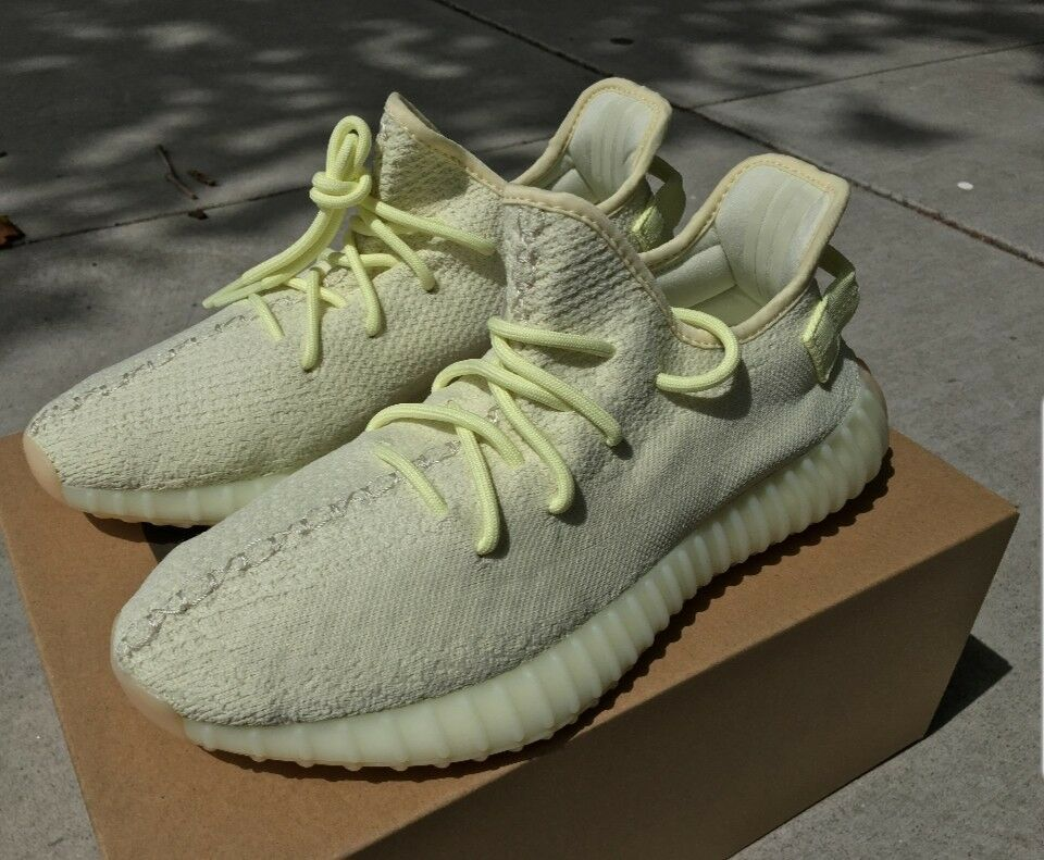 yeezy boost 350 v2 butter Size 7 VNDS
