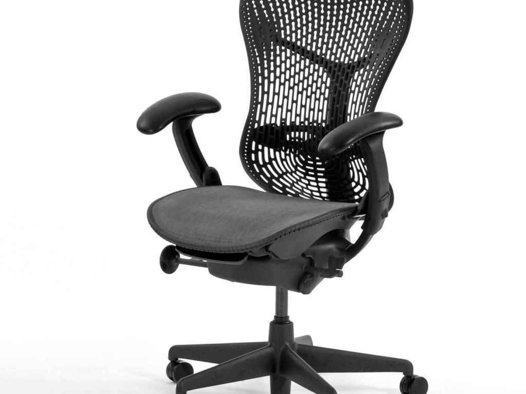 Ergonomic Office Chair for Back Pain - Real Wood Home Office ...