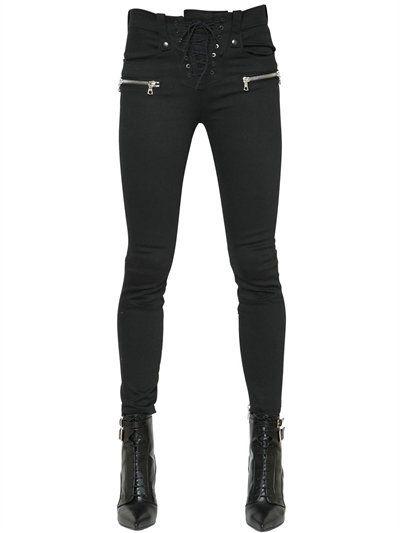 stretch skinny jeans - Black Unravel u3GytTVWt