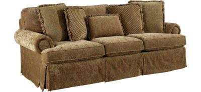 Bernhardt 8 Way Hand Tied Sofa