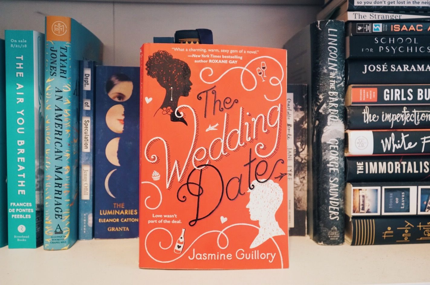 The Wedding Date by Jasmine Guillory book review by
