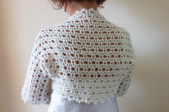 Crochet boleros - Imagui | Patrones De Ganchillo | Pinterest ...