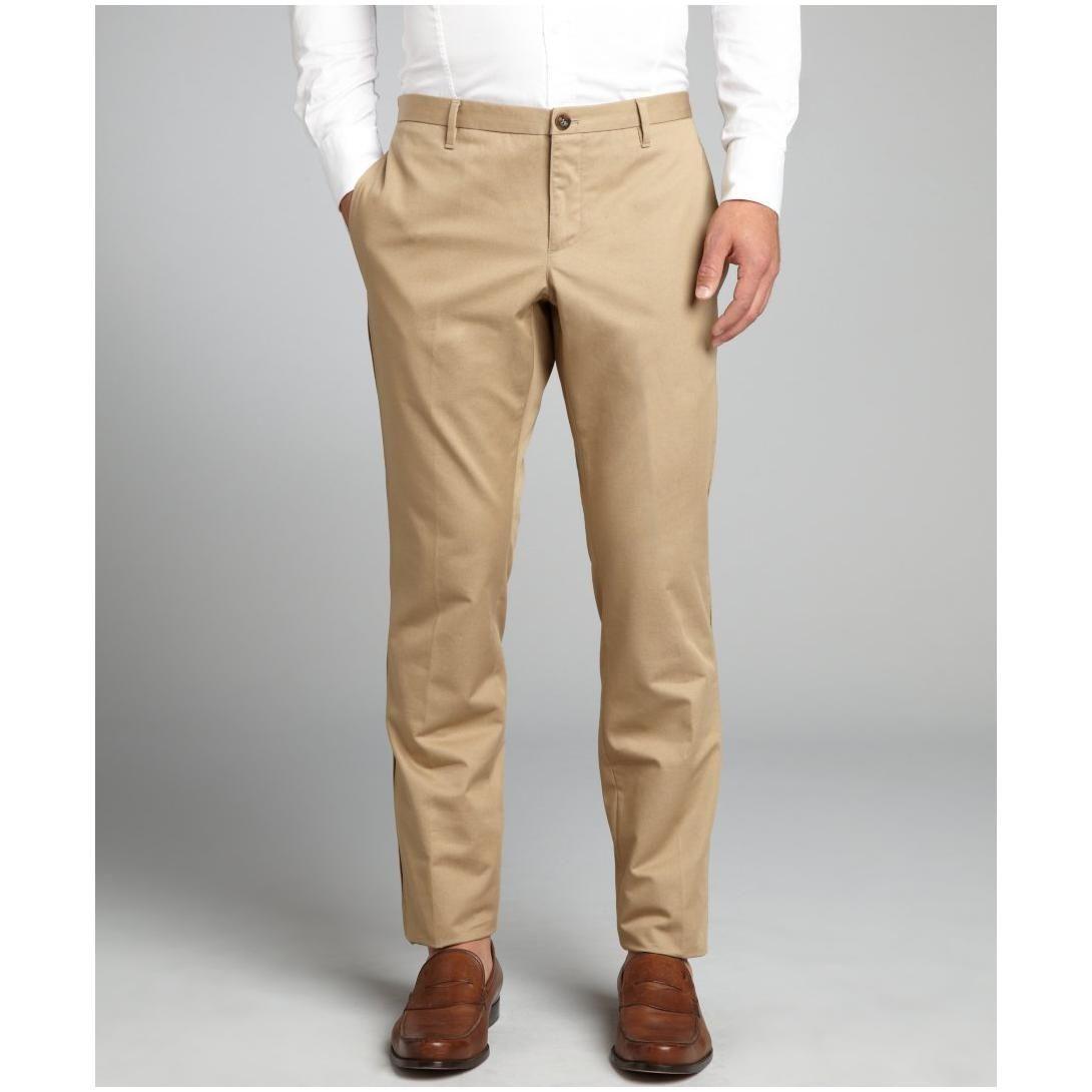 Mens Skinny Khaki Pants Isylzq76 | Fashion | Pinterest