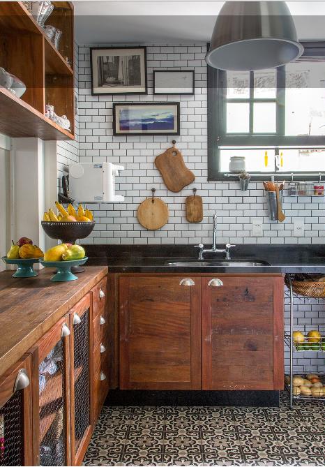 Detalhes do c u home inspiration pinte for Cocinas externas