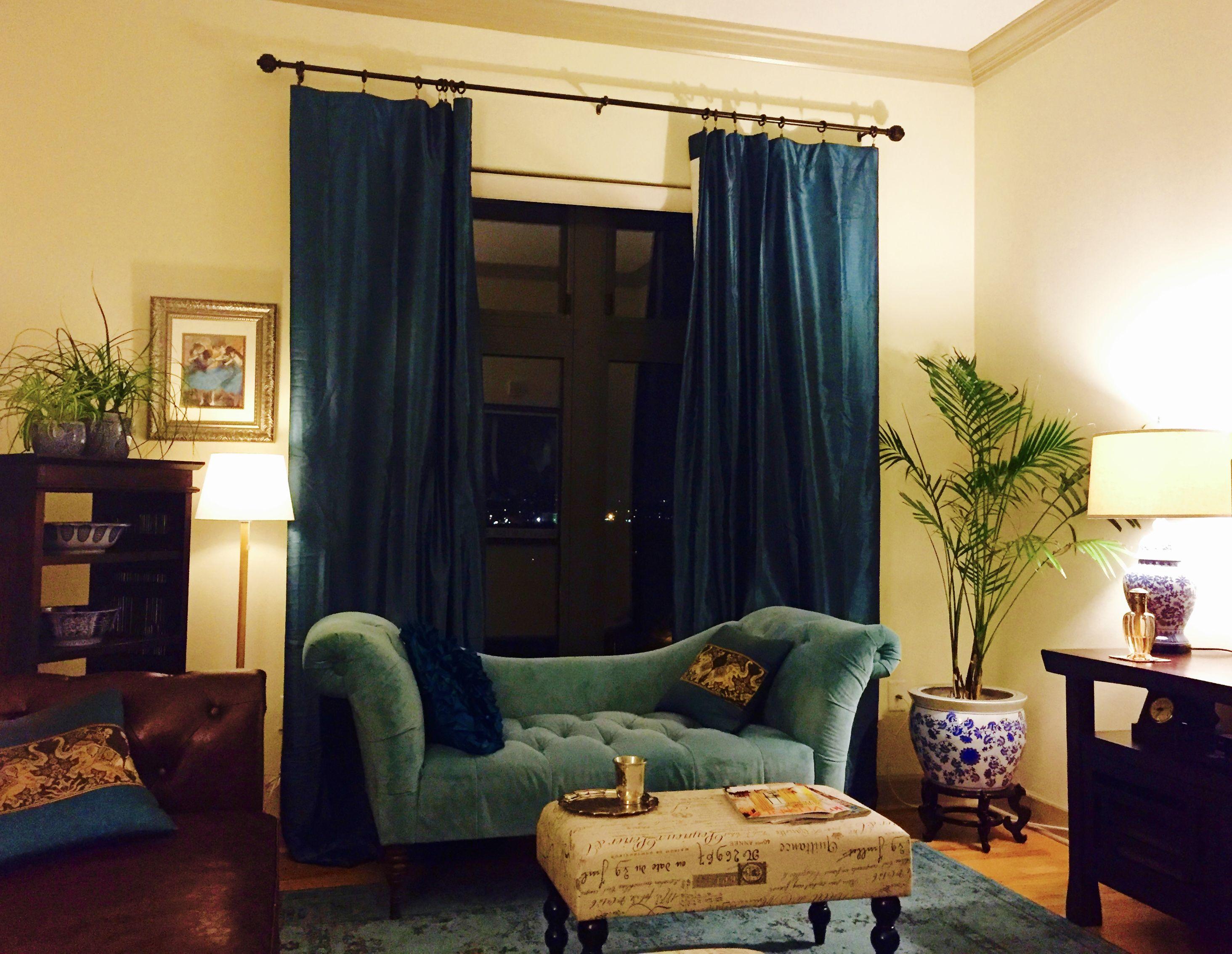 Peacock living room …   Peacock living room, Peacock room ...