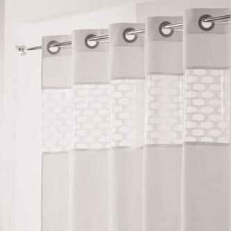 hampton inn shower curtain hotel