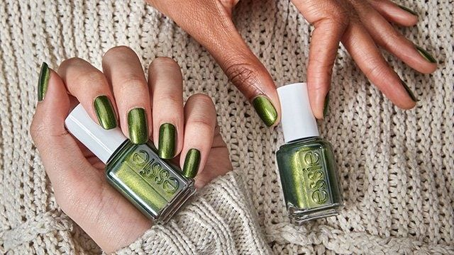 Essie's Fall Collection Is Here & It's The Perfect Complement To Your Sweater-Weather Wardrobe