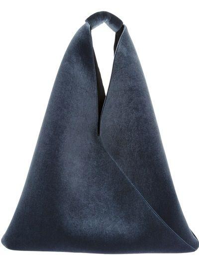 MM6 BY MAISON MARTIN MARGIELA Felt Shoulder Bag