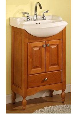 Charlton Home Simpkins Narrow Depth Bathroom Vanity Base Only Wayfair Bathroom Vanity Base Bathroom Vanity Vanity