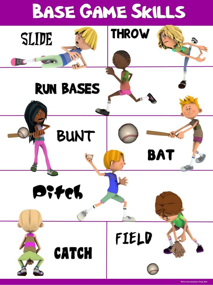 physical sports games and exercises