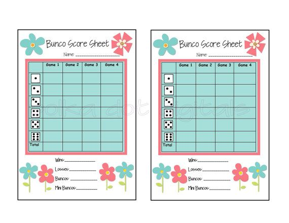 photo relating to Free Printable Bunco Table Tally Sheets identified as Purchase 2 Just take 1 Cost-free In depth Mounted SPRING Bouquets Floral Bunco