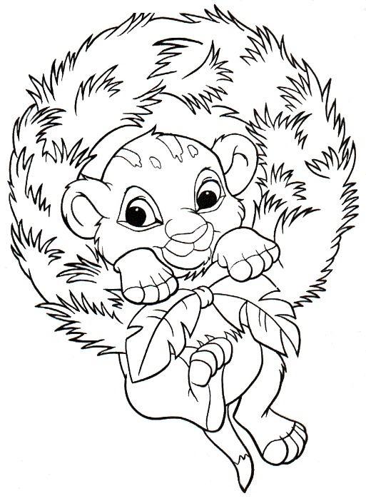 Tegninger Til Farvelaegning Disney 165
