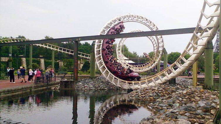 Heide Park Resort Soltau Das Achterbahn Ranking Freizeitparks