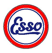Benzin Gasoline Klistermærker Stickers Retro Benzin Gasoline