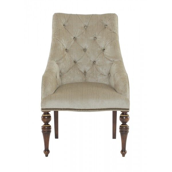 Dining Room Sets Austin Tx: Villa Medici Tufted Upholstered Chair