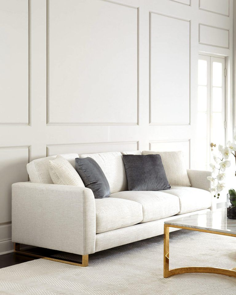 Pulling Off White Walls Centsational Style Sofa Off White Walls Antique White Furniture
