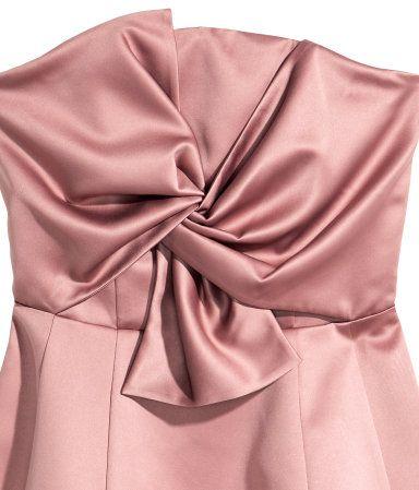 Köp Rosa bandeauklänningar för Kvinna Online | FASHIOLA.se