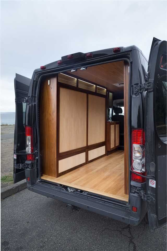 Awesome Camper Van Conversion Renovation Ideas