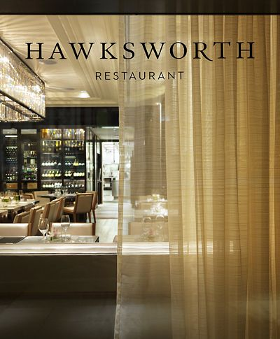 Hawksworth restaurant vancouver consistently outstanding every time