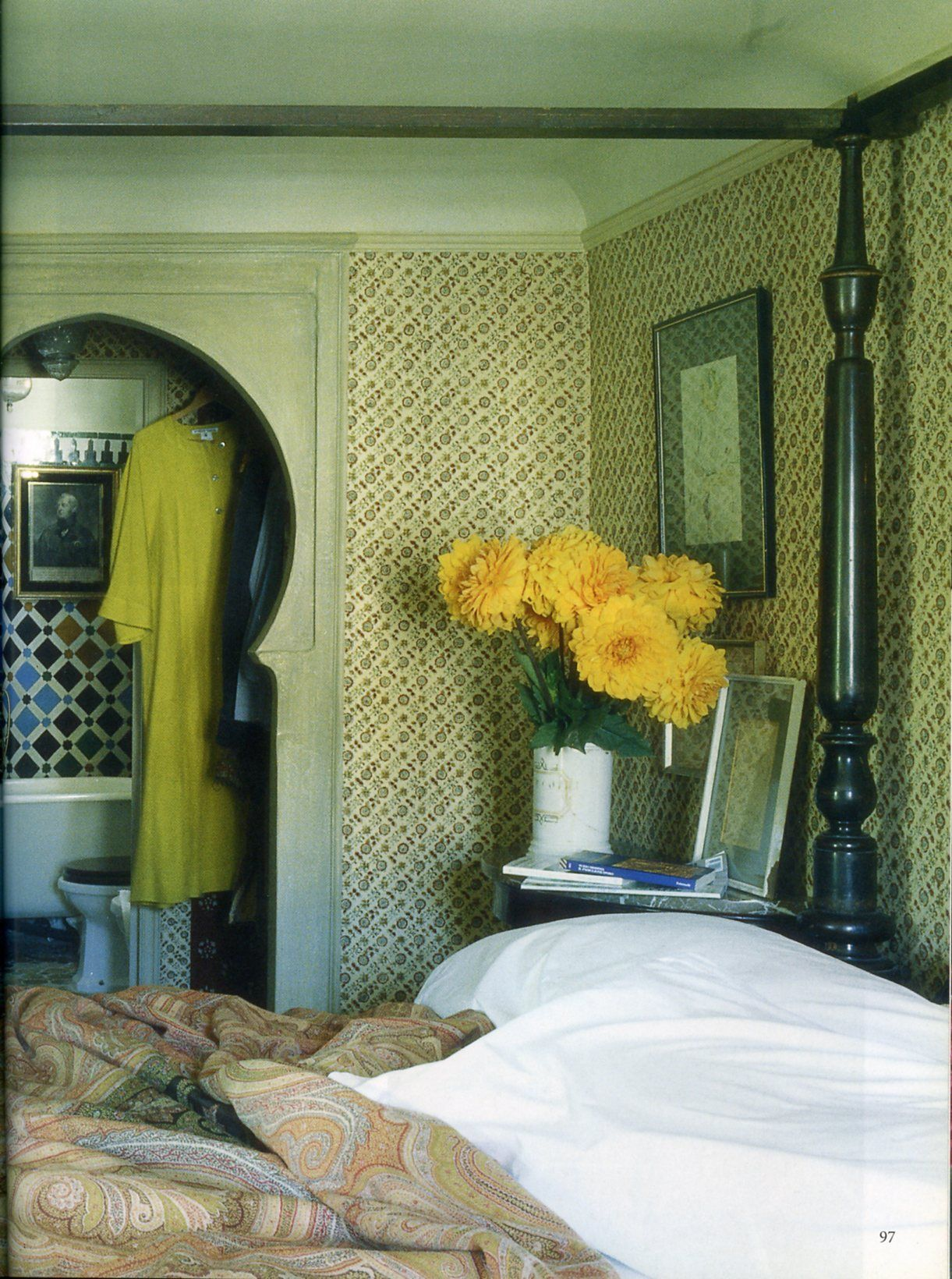 The World Of Interiors, November 2009 Photo  Roland Beaufre