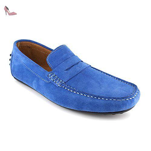 J.BRADFORD Chaussures Mocassins JB-BATIN Vert - Couleur - Vert Mp2KP0