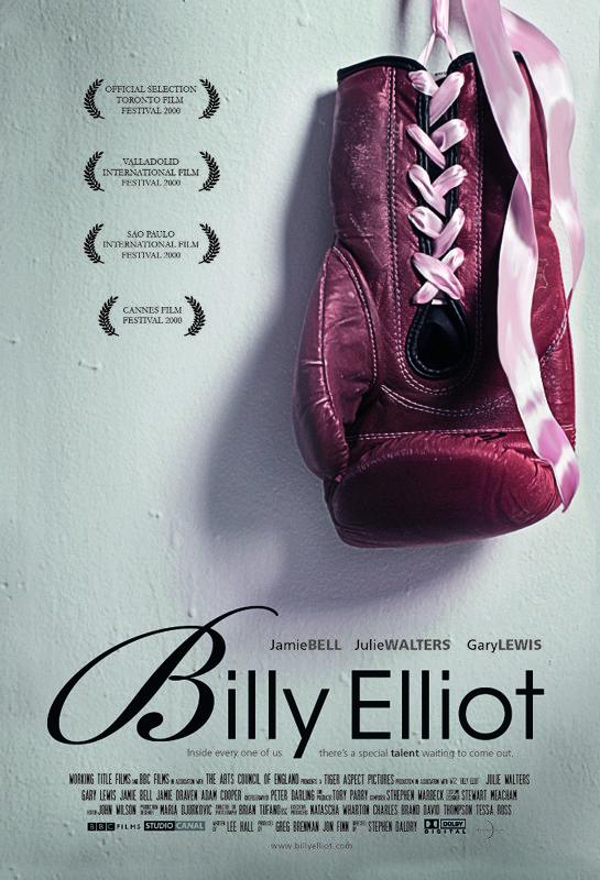 Done By Me Giselle Gonzalez Guajardo Billy Elliot A Boxer Who Really Wanted To Be A Ballet Dancer Billy Elliot Carteles De Cine Peliculas De Arte