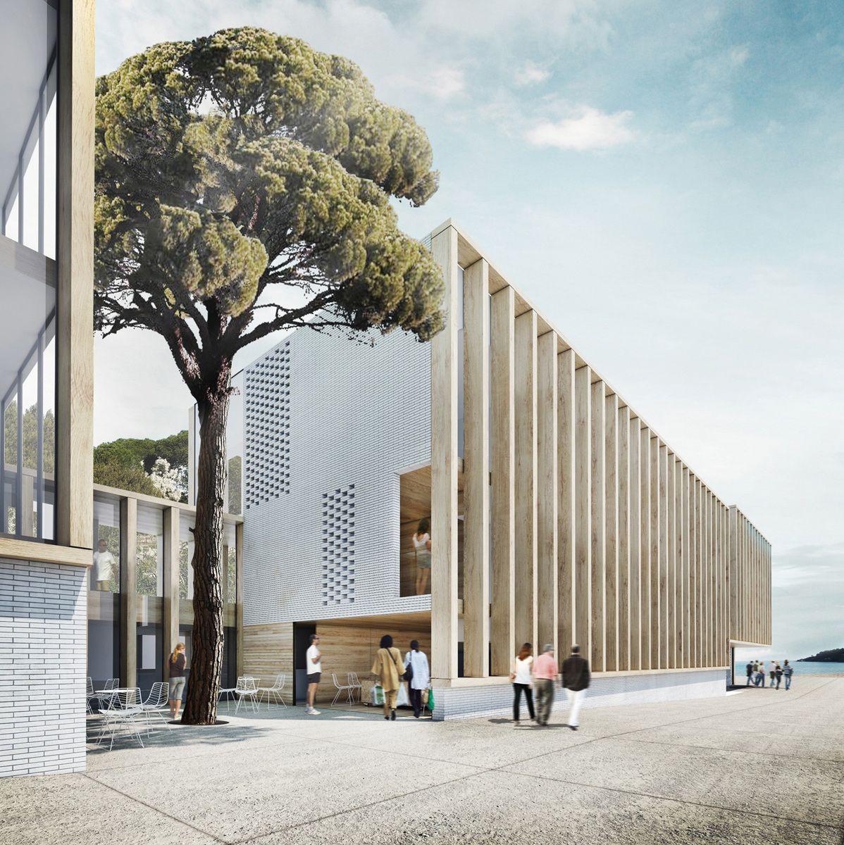Baas arquitectura estudio de arquitectura barcelona 3d - Estudio arquitectura barcelona ...