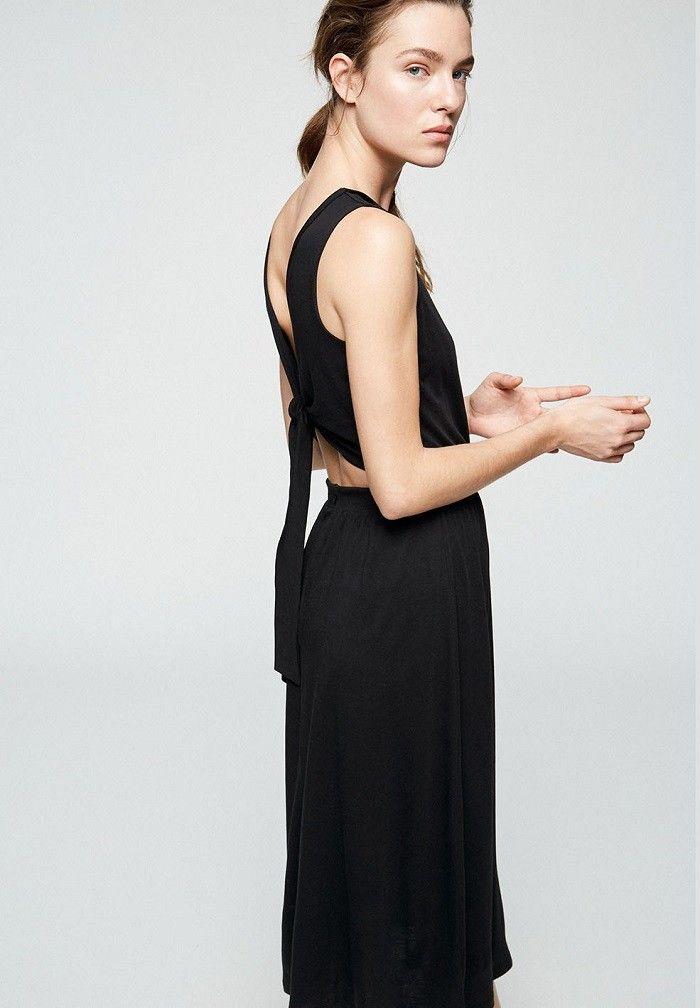 Armedangels Laylaa faires Jerseykleid Black | Armedangels ...