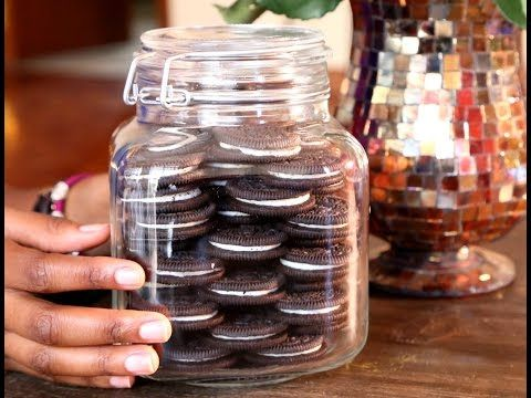 Khloe Kardashian Cookie Jar Fascinating Tippy Tuesday Khloe Kardashian Inspired Cookie Jar Organisation Design Decoration