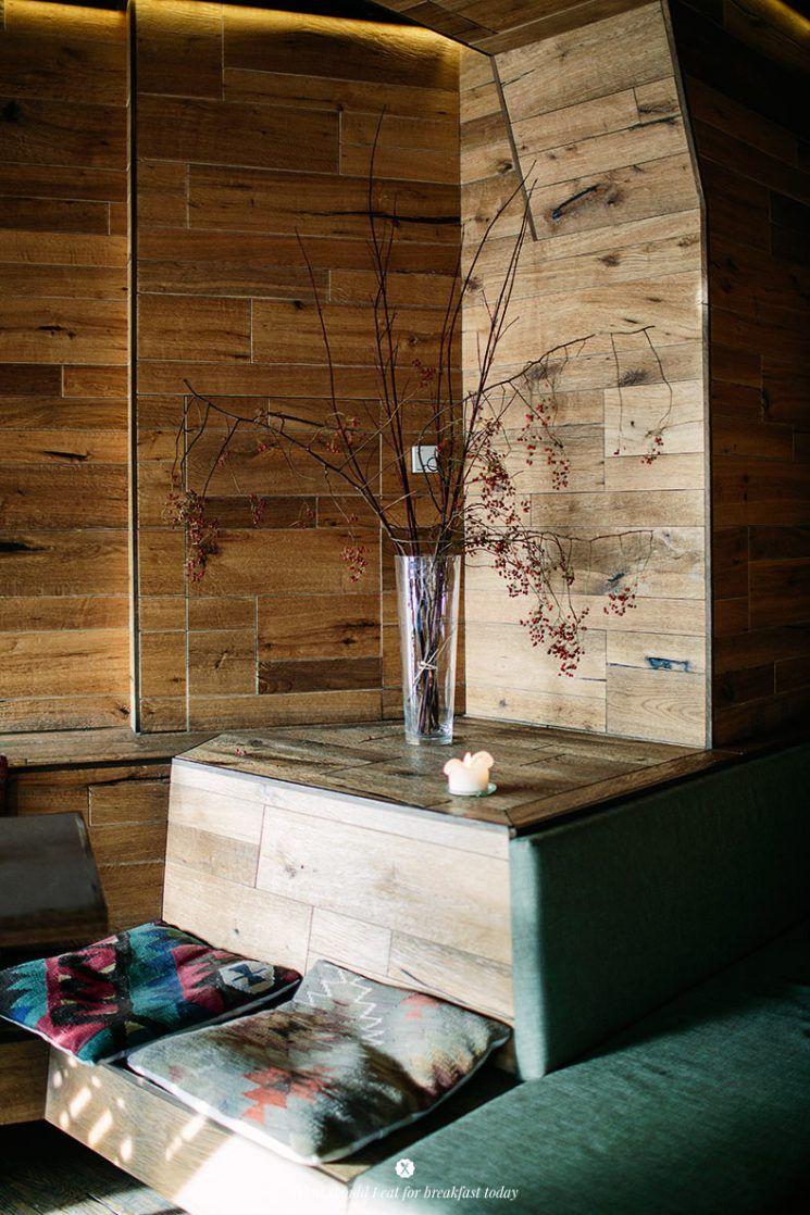 Planche En Bois Deco idées déco ] habiller ses murs de bois | deco, berlin, eat