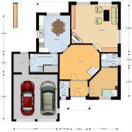 Grundrisse einfamilienhaus mit doppelgarage in 2019